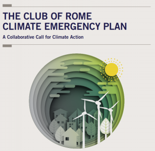 The Club of Rome Emergency Plan
